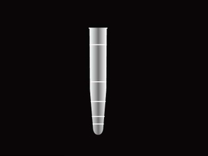 Test Tubes Plastic Conical Bottom